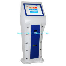 Multifunction Interactive Roduct Information Release Kiosk For Building Hall