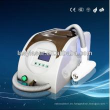 2014 Máquina Q-Conmutada del laser de Yag del ND de la venta caliente