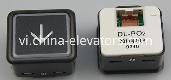 Hitachi Elevator Push Buttons DL-PO2