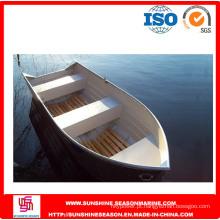 com Pop Design Barco de Alumínio Soldado Completo para Pesca (VL-12)