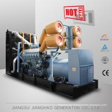 1100kw 1375kva Mitsubishi diesel generator for sale