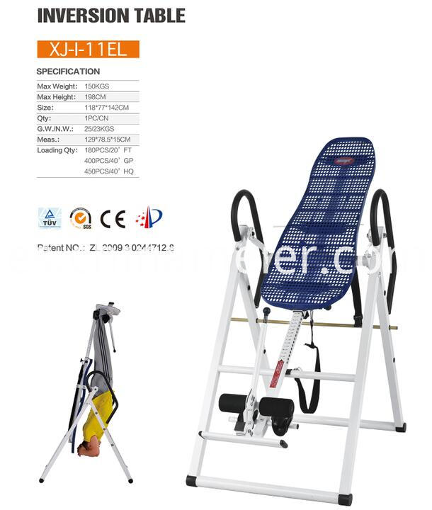 New High Quality Inversion Table