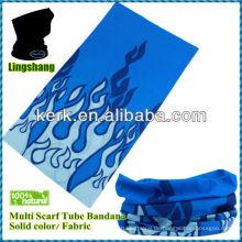 Großhandelsart und weise Multifunktions nahtloser magischer Schal Bandana