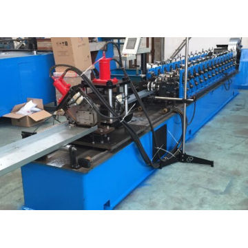 Uni Slotted Strut C Channel Mesin Roll Forming