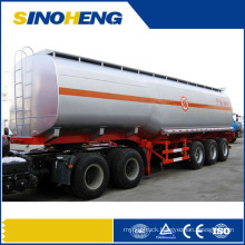 Exported to Middle East Oil Fuel Tank Transport Semi Trailer with Low Price