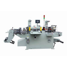 Máquina cortando da guilhotina da impressão de papel adesiva