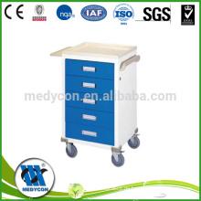 BDT214 Krankenhaus Notfall Ausrüstung Trolley / Anästhesie Warenkorb