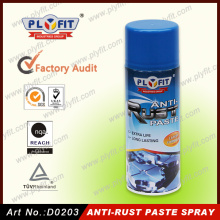 Cuidado del coche Anti Rust Paste Spray