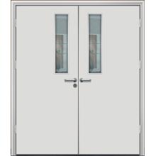 Double porte porte en acier, portes de Dubaï