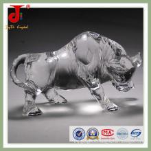 Двенадцать китайский Зодиак Кристалл крупный рогатый скот (СД-ка--106)