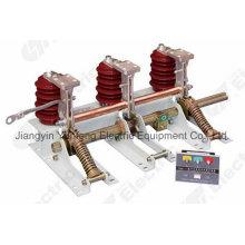 CA de alto voltaje interior Jn15-12 interruptor de puesta a tierra