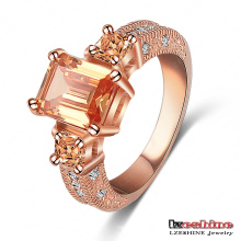 New Zircon Wedding Ring for Women (Ri-HQ1018-A)