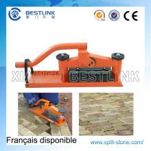 Manual portátil concreto pavimentação bloco e tijolo cortador