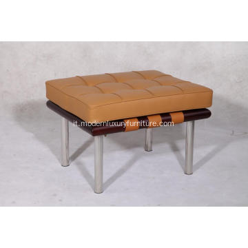 Knoll Barcelona Bench one seater