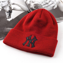Hot Sale NY Patch Knitted Hat