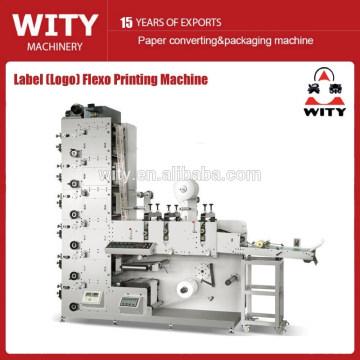 Impresora de etiquetas flexográficas ZBS-320G
