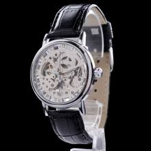 3atm water resistant automatic movement watch mechanical