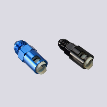 Alumínio Quick Release Fittings Racing Car Parts