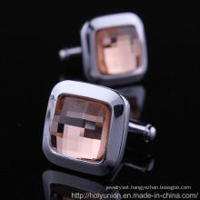 Luxury Diamond Cufflinks Novel French Cuff Links