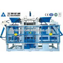 Máquina automática de fabricação de blocos de pavimentação / máquina de fabricação de blocos de concreto usada no alemão