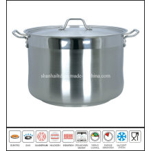 Deep Stockpot Cookware