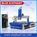 ELE-1530 - 4A cnc router 4 eixos máquina com CE, CIQ