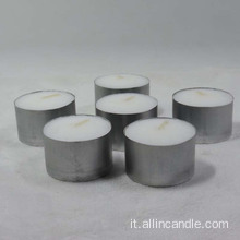 Centrotavola Unscented Candle Decorations for Tables Centrotavola