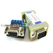 9 PIN RS-232 an RS-485 Adapter Schnittstellenwandler