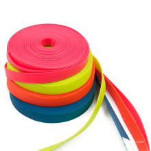 1 inch 25 mm Waterproof Synthetic PVC Coated Nylon Webbing for Making Dog Collar and Leash