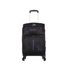 Custom nylon suitcase spinner wheels luggage set