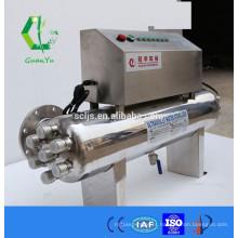 Esterilizador de água ultravioleta luz para casa filtro de água antibacteriana