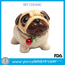 Lovely Dog Ceramic Gift Crafts