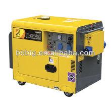 4.5KW Generador diesel silencioso de la casa