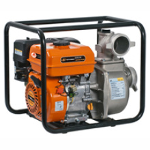 Vereinen Power Top Qualität Benzin Wasserpumpe
