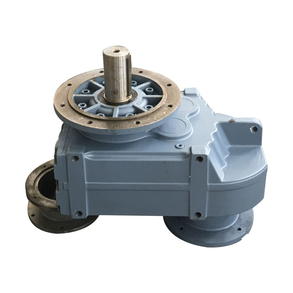 Parallel Shaft Helical Gearmotor F series