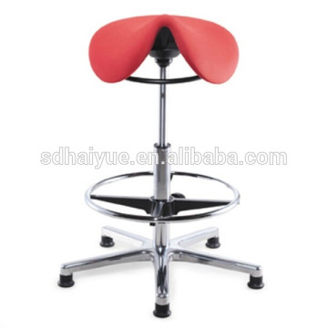 2017 Romantic Adjustable Swivel PU Bar Stool dental stools High Chair simply modern design