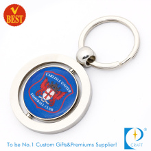 Custom High Quality Enamel Metal Keychain
