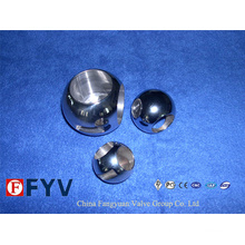 Bolas de válvula de alta qualidade para válvula de esfera
