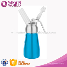 Mini Dessert Tools 250 ML 100%Aluminum Whipped Cream Maker