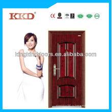 Вращающаяся дверь стальная безопасности KKD-501