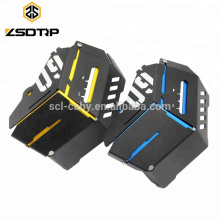 Wholesale CNC Aluminum Coolant Recovery Tank Shielding Cover Case For Yama MT-09 FZ-09 MT FZ 09 MT09 FZ09 2014 2015