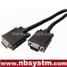 VGA (HD15) to 5 BNC Component (RGBHV) adapter cable