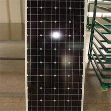 150w mono solar panel for solar power project