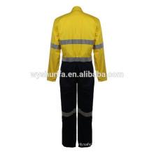Uniforme de seguridad resistente a la llama Pantalones resistentes NFPA 2112