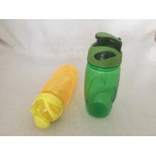 Botella plástica de Soprts del agua / botella de consumición / botella Biking