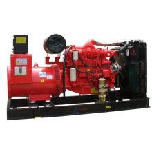 Doosan Standby silencieux 175kw générateur diesel