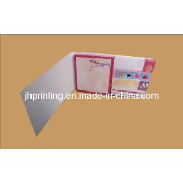 Bloc de notas lindo del diseño / etiqueta pegajosa de la libreta / del papel