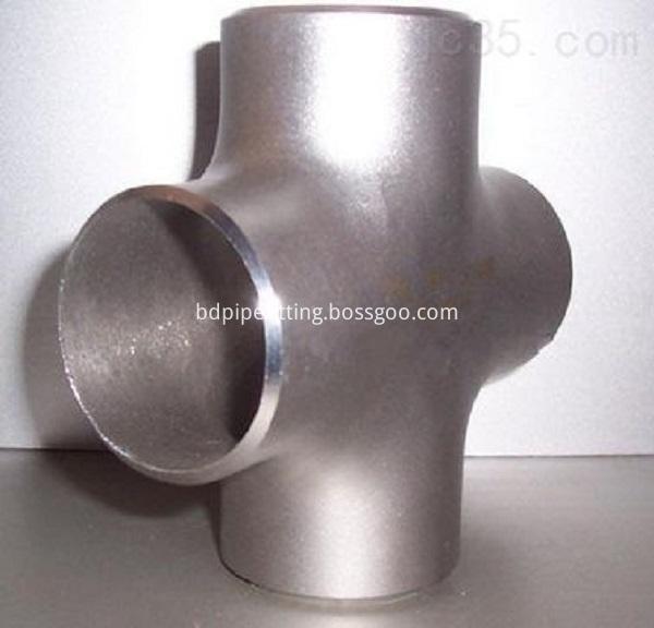 Galvanized Steel Pipe Cross
