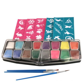 Face Painting Hypoallergenic Murah Party Face Paint Kit