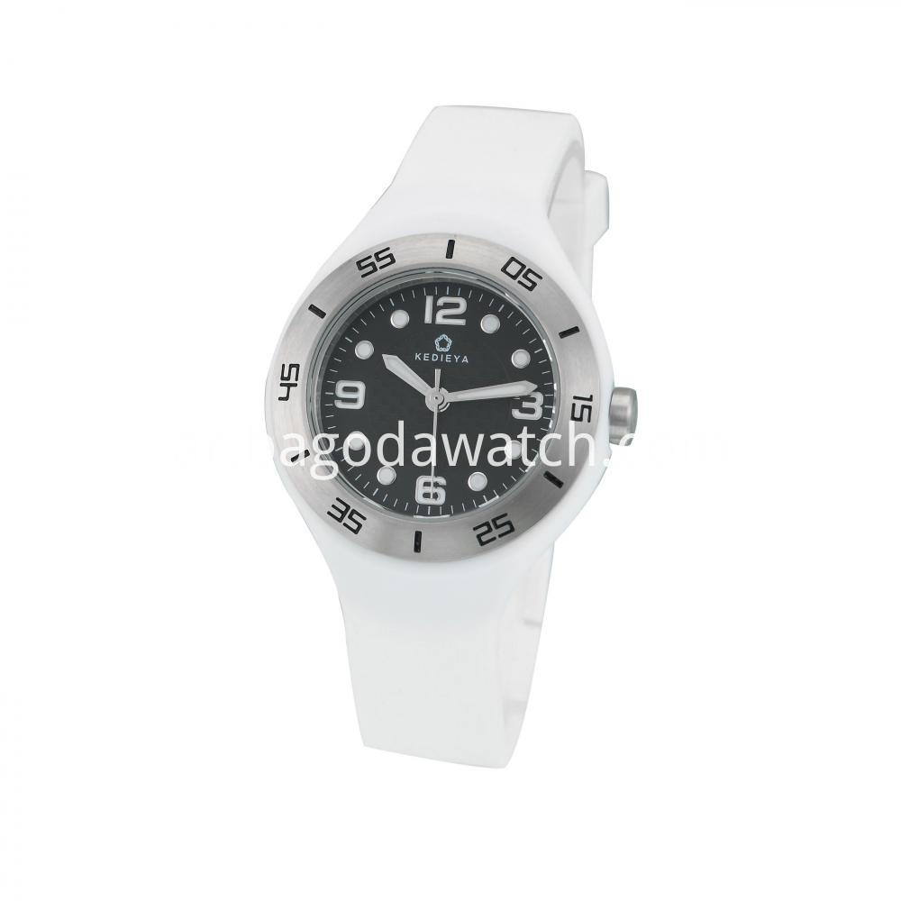 Womens Rubber Watches